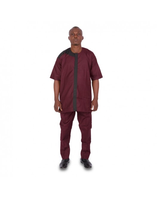 Mens african casual daily use dress
