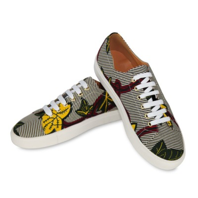 African Women Stylish sneakers
