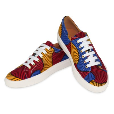 Unisex Trendy Converse Funky Multicolor Sneakers