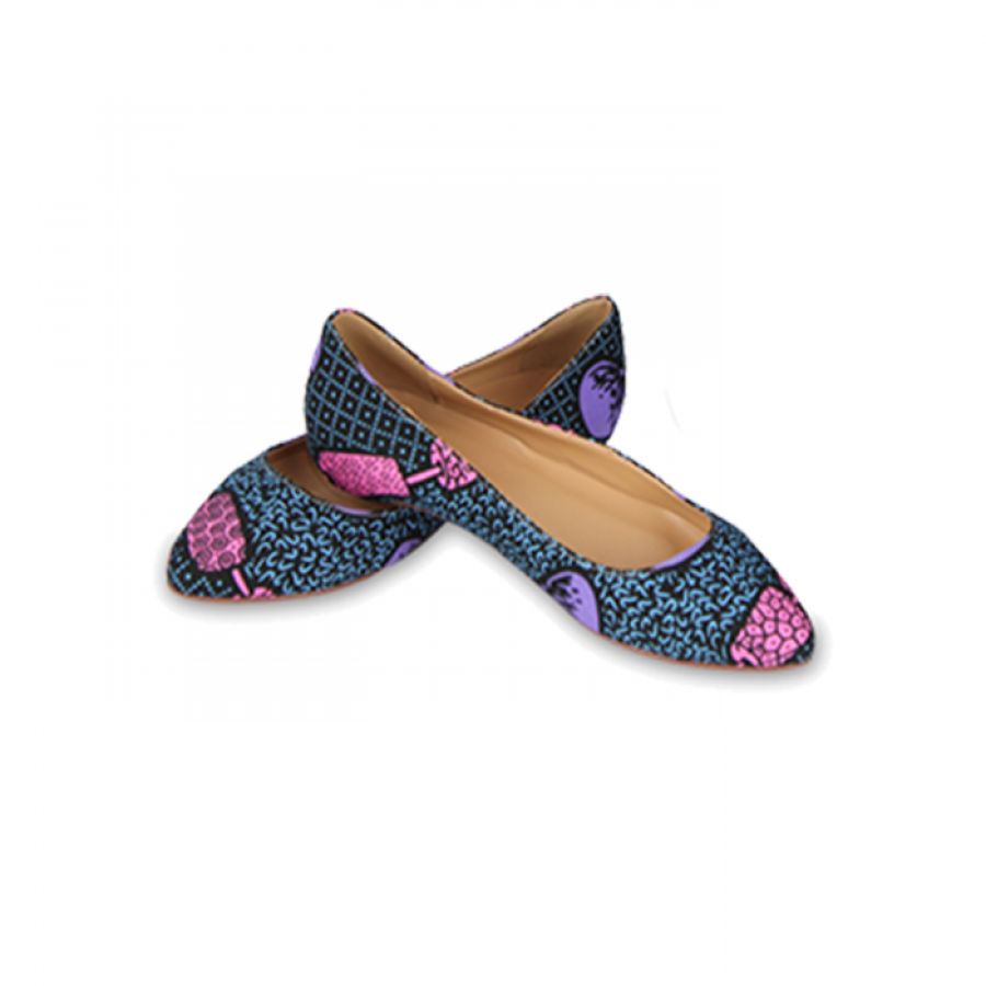 Women Ankara Attire & Shoes